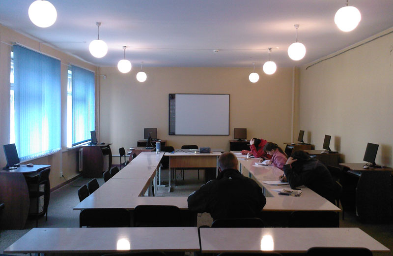 Лаборатория вычислительной техники и информационных технологий